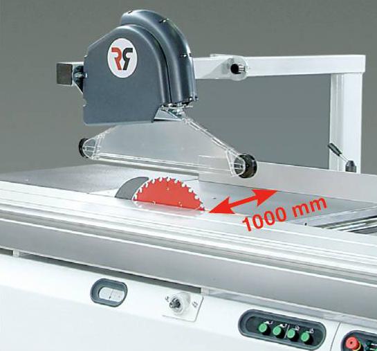 50P1000 – capacité de coupe 1000mm
