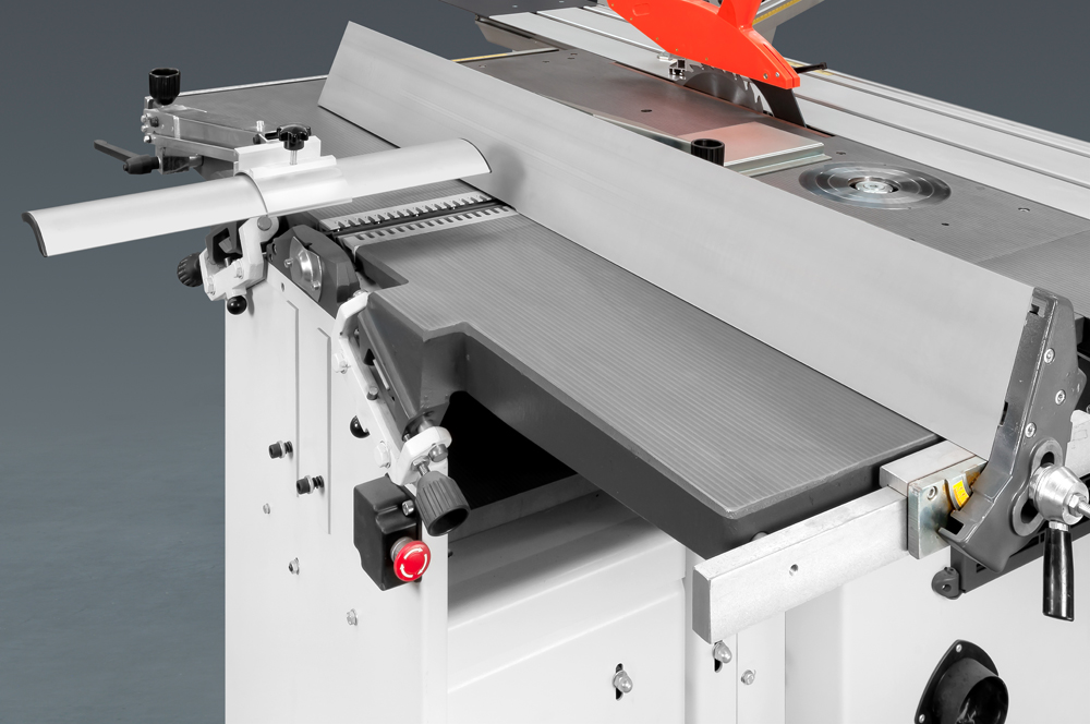 Jointer fence