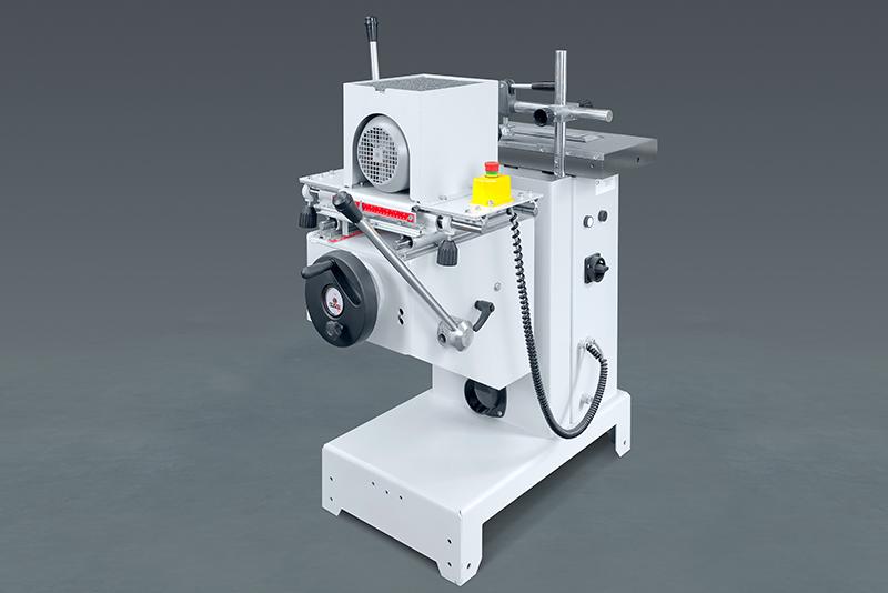 Horizontal slot and mortising machine LBM