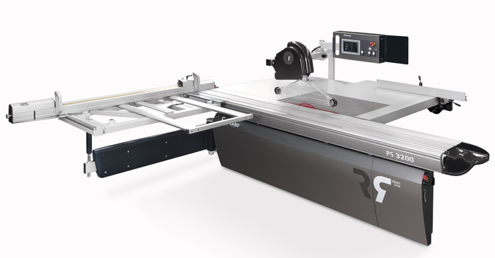 Launching our newest panel saw – PS3200 X-3