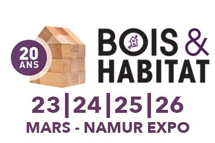 Participation foire : Bois & Habitat